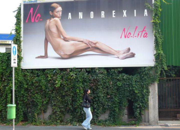 Los jóvenes con anorexia recurren a Internet para reafirmar sus hábitos